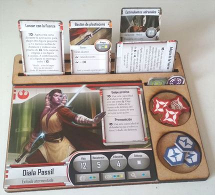 Dashboard Imperial Assault